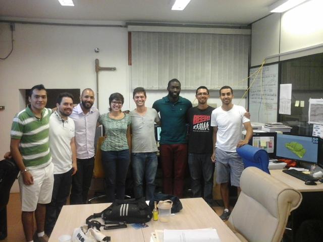 Reunião Chapter Unicamp AAPG