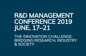Call for Papers – Innovation Management in Emerging Countries