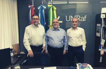 Colaboração Acadêmica entre DPCT/IG/UNICAMP e UNRaf na Docência e Pesquisa de Pós-Graduação em Gestão da Inovação
