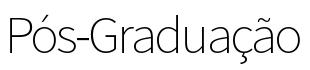 Pós-Graduação do Instituto de Geociências - Unicamp